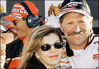 Dale Earnhardt Memorial Photo Gallery Is the son of his father's second wife, brenda; dale earnhardt memorial photo gallery