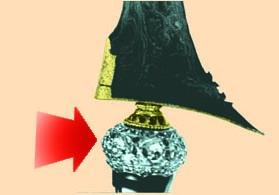 Selut gaya Surakarta, jenis njeruk keprok