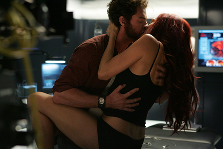 Wolverine and jean grey sex