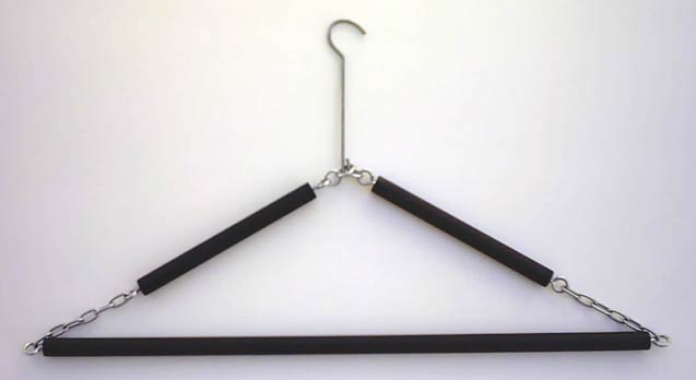 raiders of the lost ark collapsible coat hanger
