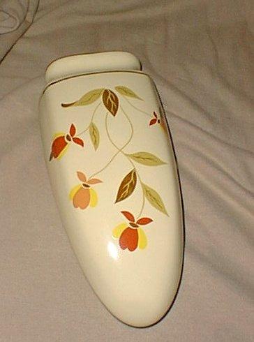 Jewel Tea Autumn Leaf