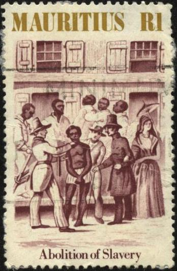 the abolishment of slavery