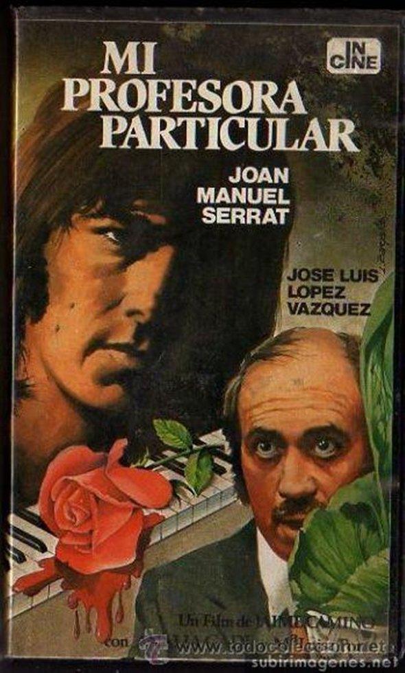Serrat y sus canciones en el cine for Fuera de este mundo pelicula