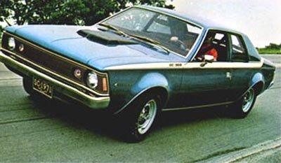 American Motors Hornet - Information and photos - MOMENTcar