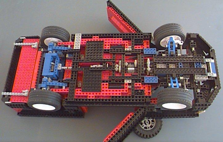 Lego Technic Mustang
