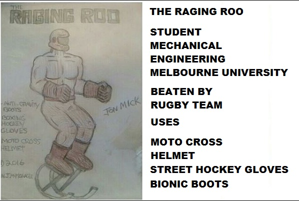 The Raging Roo