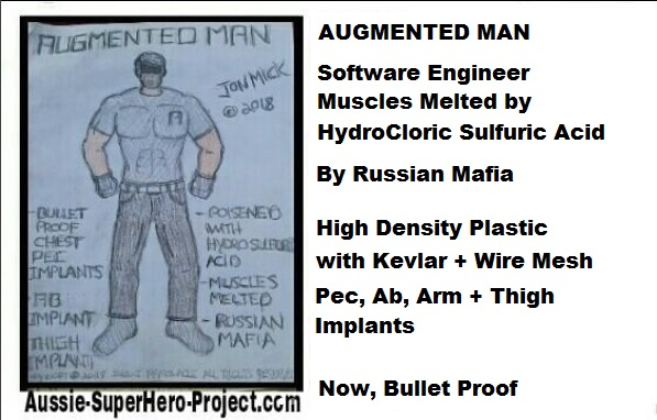 Augmented Man