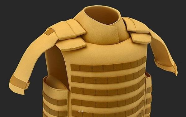 Dragon Skin - Body Armor