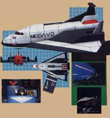 power ranger space shuttle - photo #40