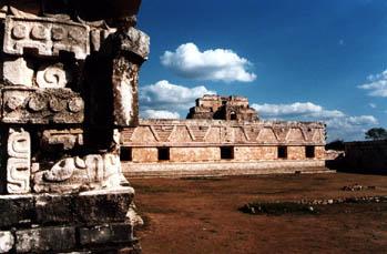 Sitio Arqueológico de Uxmal