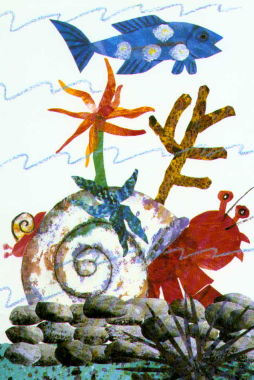 Jana    s Hermit Crab Lesson PlanPicture from Eric Carle    s Book