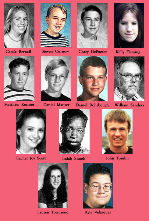 columbine high school shooting victims wwwpixsharkcom
