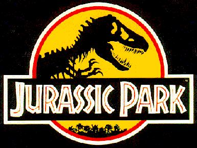 make your own jurassic park logo