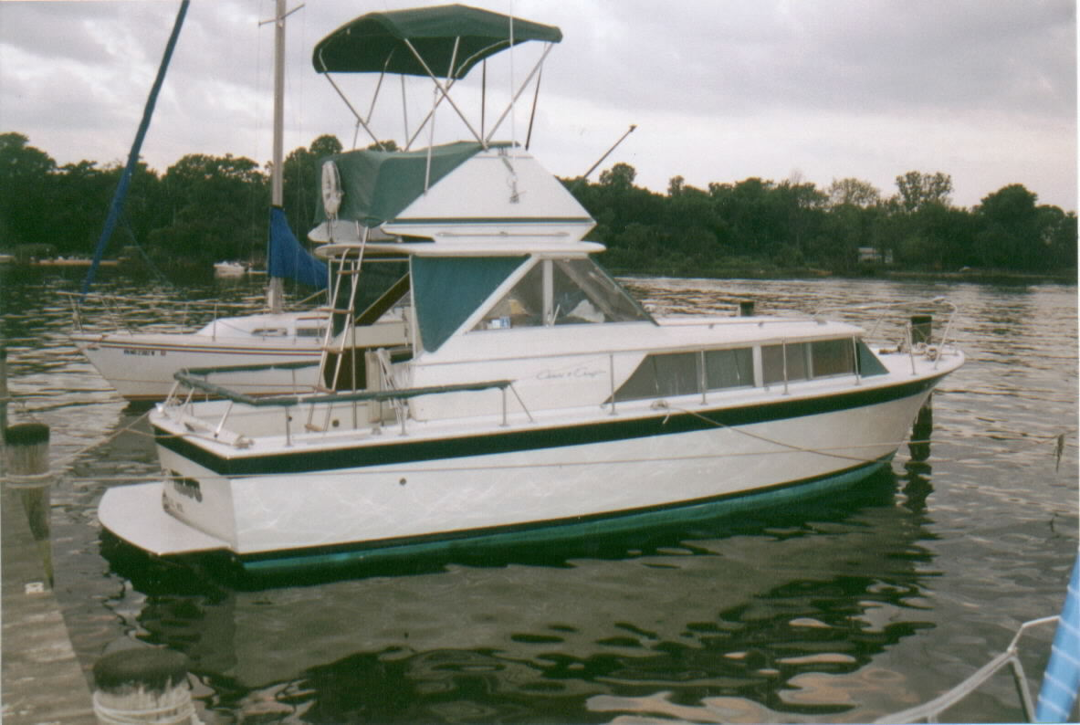 35 Ft Chris Craft Wiring Diagram Numbers 40 Images 1970 Lancer Boat2 Commander Forum New 1968 A Few Questions Marine Engines