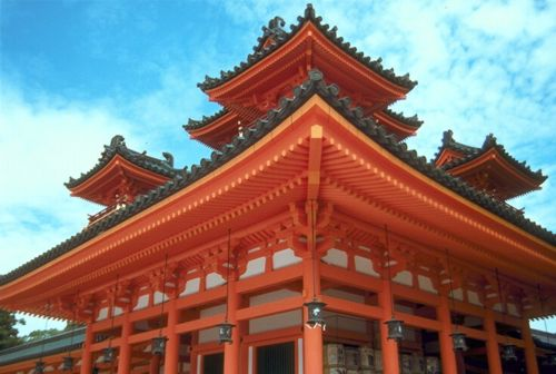 Architecture of Japan :: Page 1
