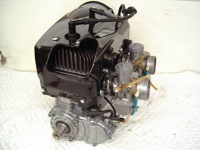 Kawasaki Ultralight Engine