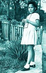 Sandra Laing as a little girlSandra Laing Children