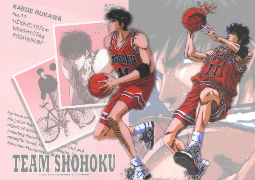 Slam Dunk Sendoh Vs Rukawa Click on thumbnail for Sendoh