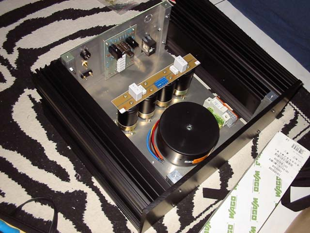 Pass Aleph 2 Power Amplifier