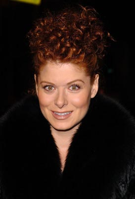 Debra Messing as lucille ball