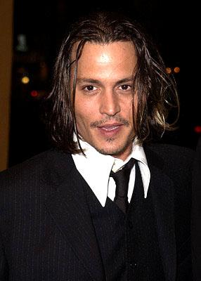 Skeet Ulrich & Joh... Johnny Depp