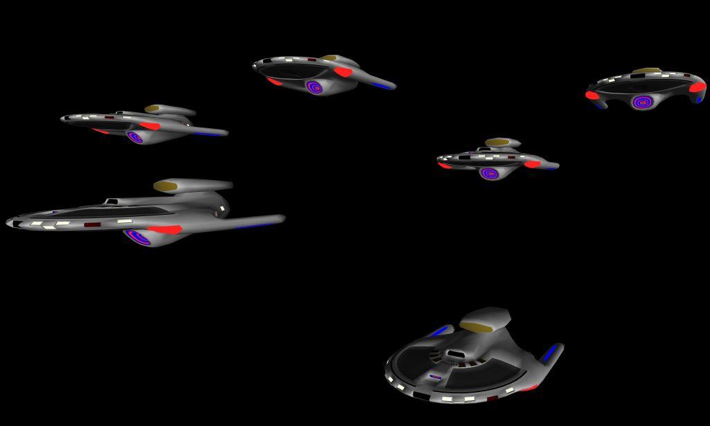 Star trek new ship designs auto design tech for Wohnung star trek design