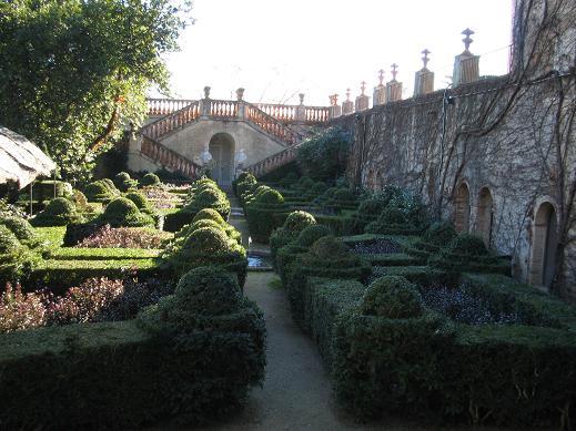 Parque del laberinto barcelona for Jardin laberinto