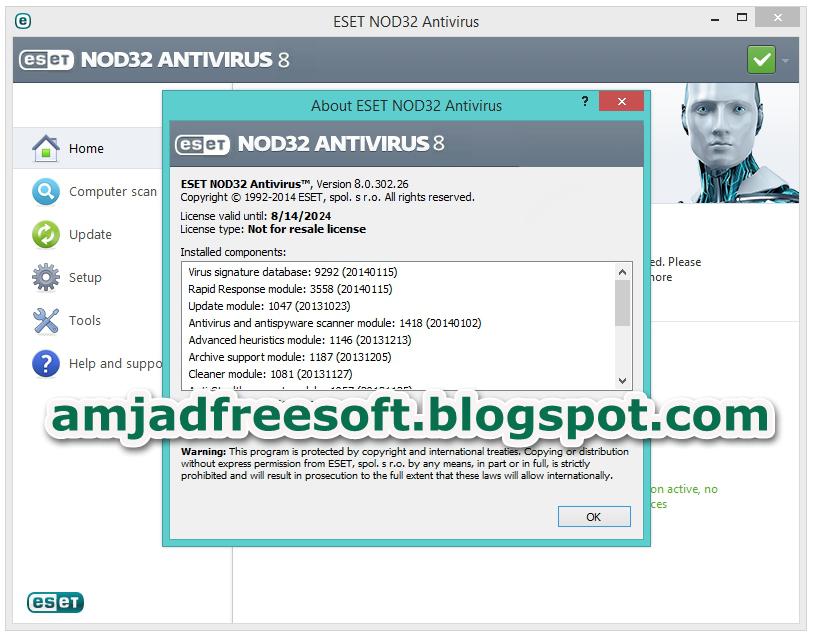 eset nod32 antivirus 5 keygen