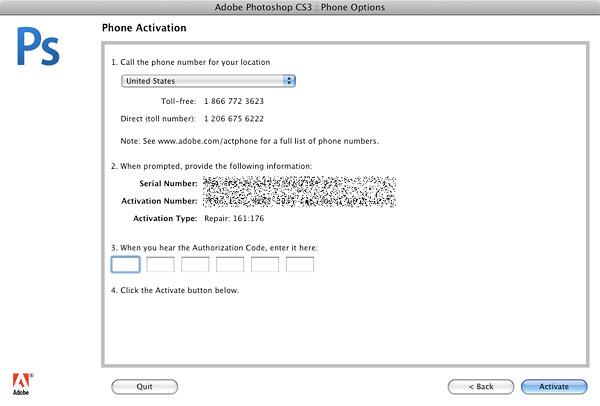 adobe activation code generator
