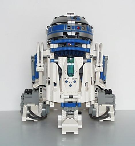 R2d2 360 View CSSoh's Sci...