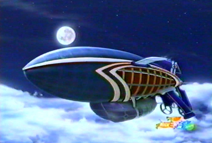 Lazytown Airship | www.pixshark.com - Images Galleries ...