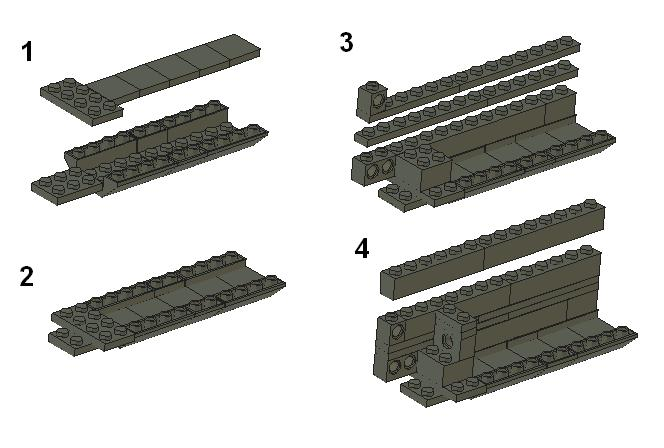 Making a Lego Gun: The Grip and Final Assembly (Page 3)