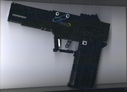 Making Your Own Lego Gun Because You Have Nothing Better To Do