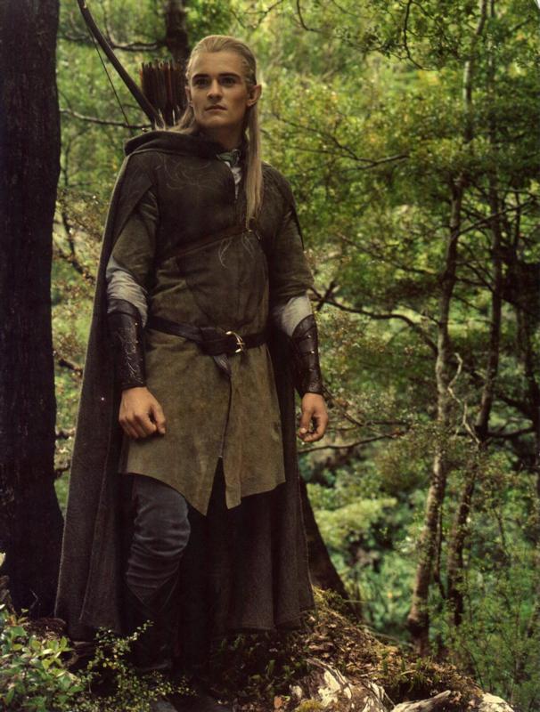 Legolas Greenleaf  The...
