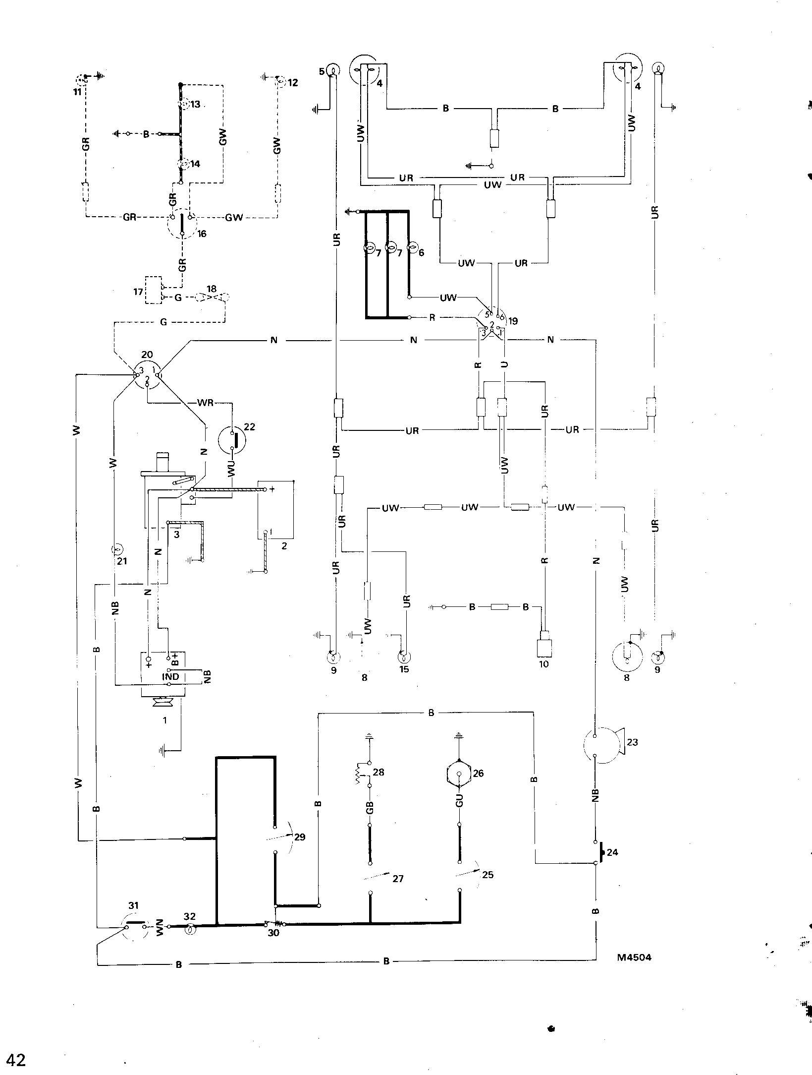 Wiring Diagram White Tractor