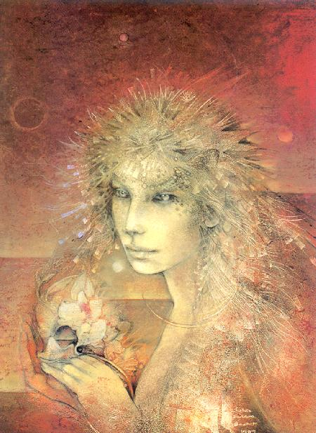 Goddess witchcraft lilith moon goddess patroness of for Maitresse lilith