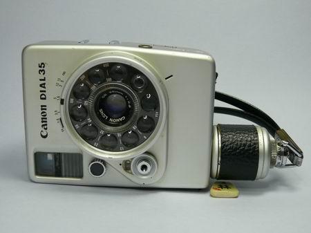 lim's camera collection canon dial 35