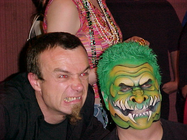 International Face Painting Convention