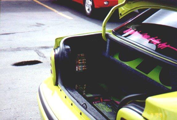 mishayla u0026 39 s liquid cooled neon - car audio system