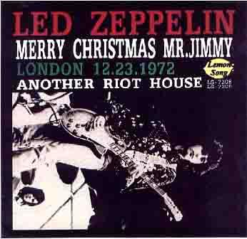disc one - Led Zeppelin Christmas
