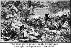 the justified haitian slave revolt essay