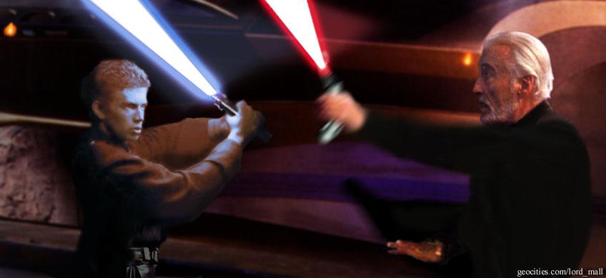 Anakin Skywalker Vs Count Dooku Episode 2 | www.imgkid.com ...