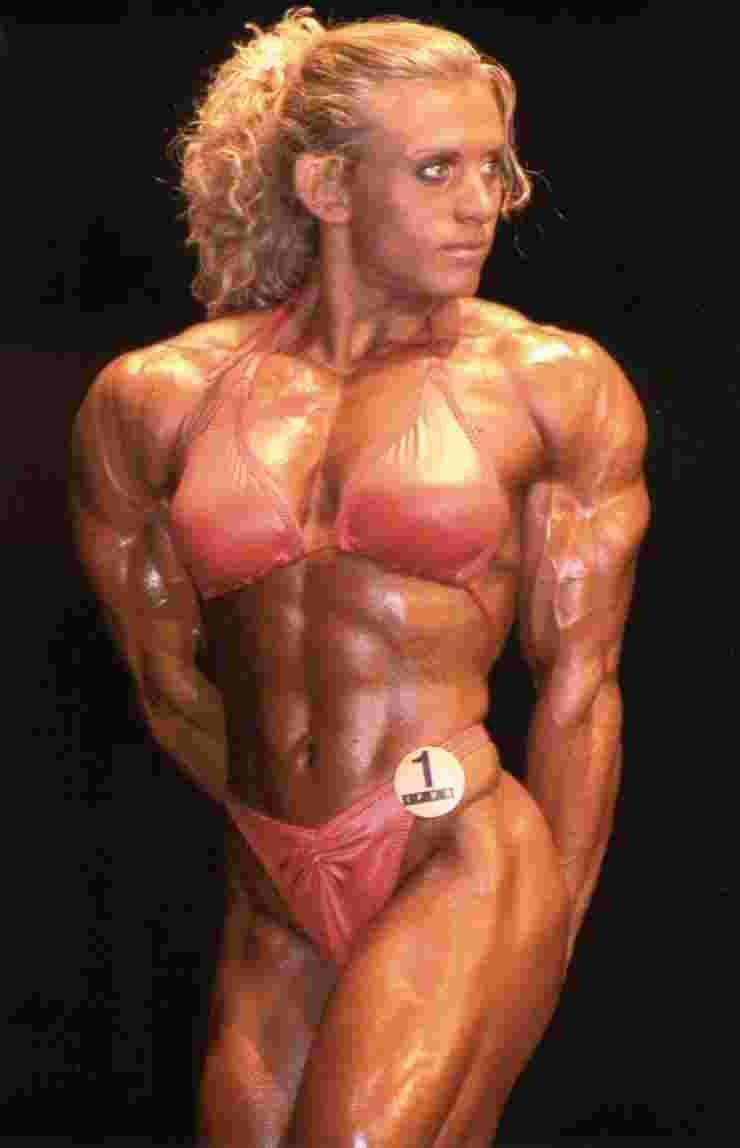 Free Joanna Thomas Bodybuilder Nude Photos 25