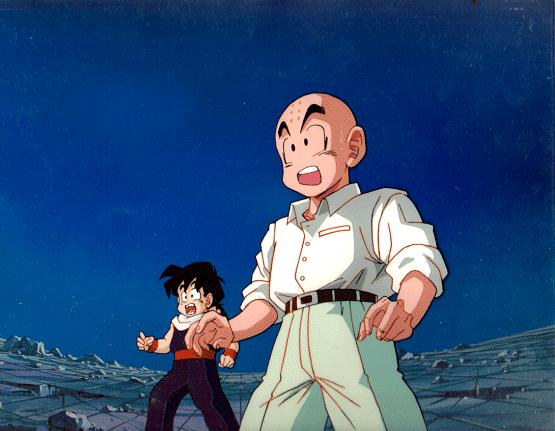 Dragonball Cels I just watched the episode where garlic jr was introduces and i don't get who he is and how does he know kami and gohan can someone explain? geocities ws