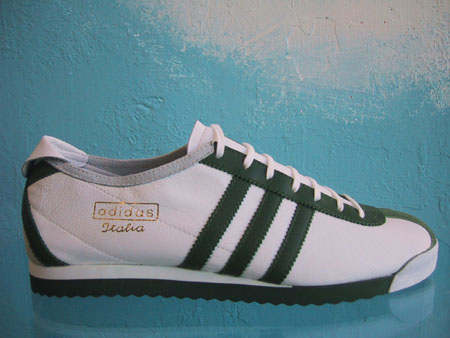 adidas italia green