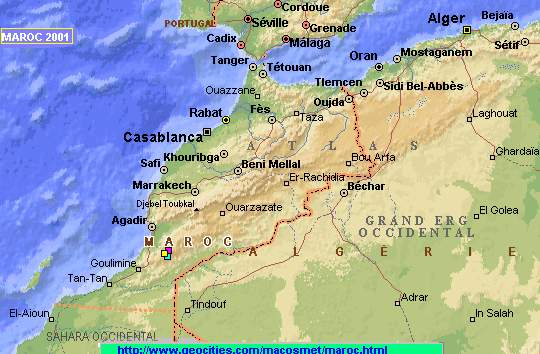 Morocco - Where is morocco