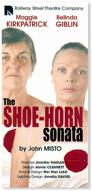 the shoe horn sonata belonging Theatre legends up to the challenge: sandra bates and lorraine bayly in the shoe-horn sonatacredit:katy green loughrey the ensemble season of this.