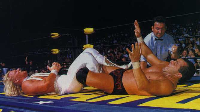 WCW Fall Brawl 1997