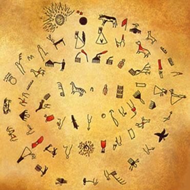12mandalasdumondeamerique - Symbole indien signification ...