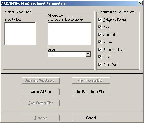 Section Two, Part Two: Opening and Importing Tables